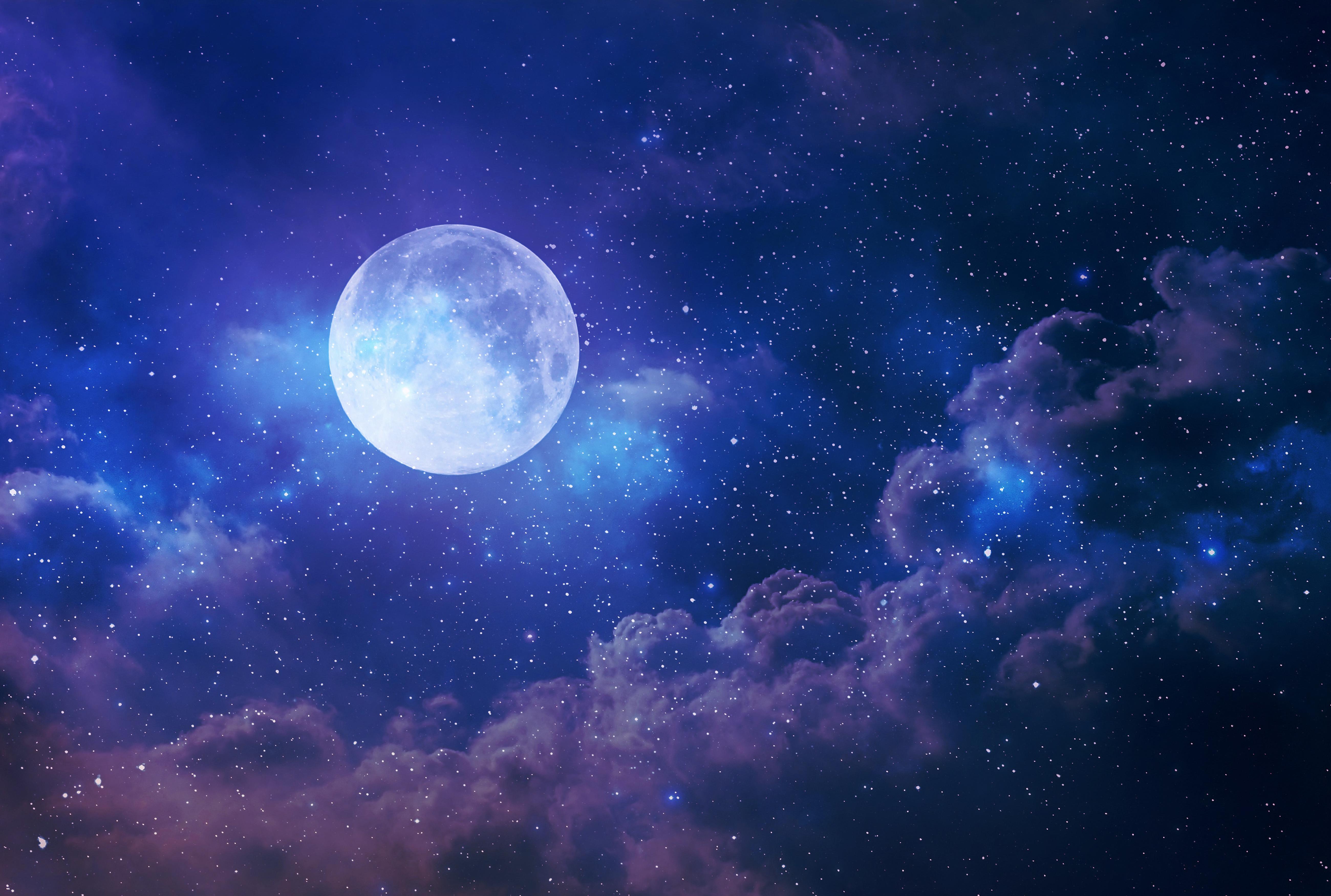 うお座の満月。